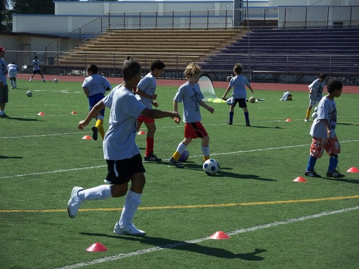 My Yute Soccer Camp