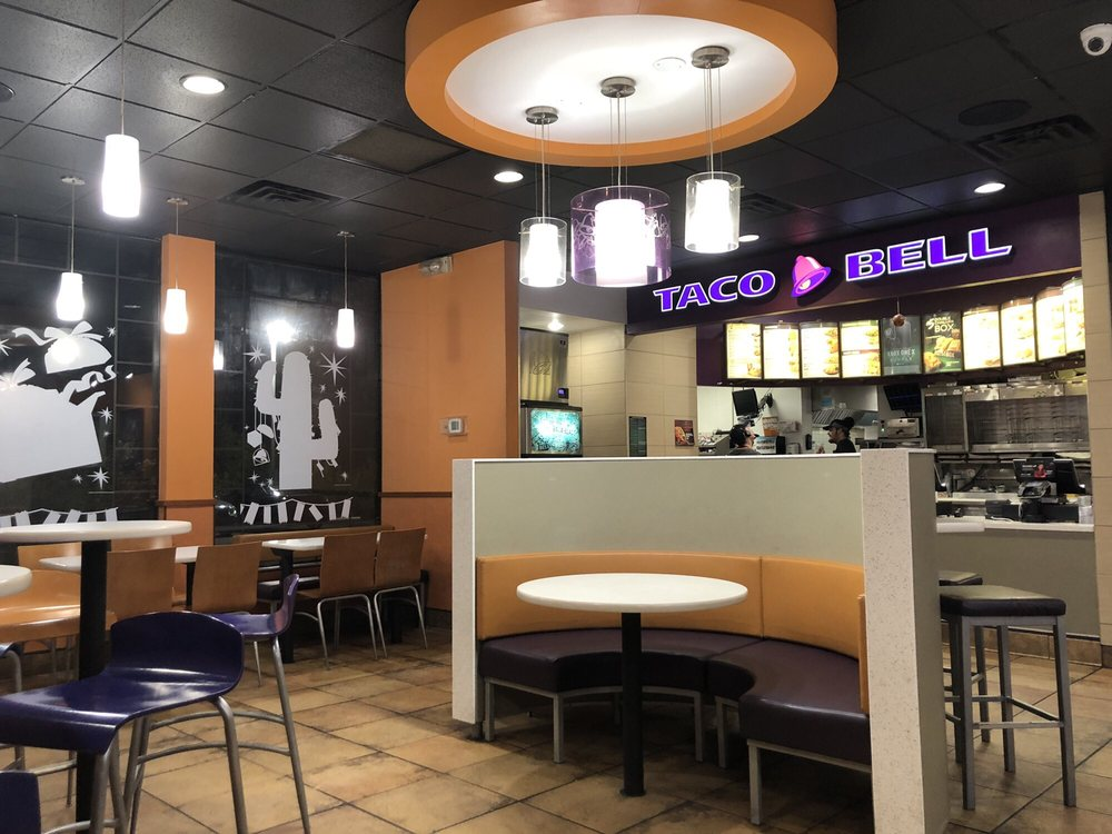 Taco Bell: Travel Centers of America, New Lisbon, IN