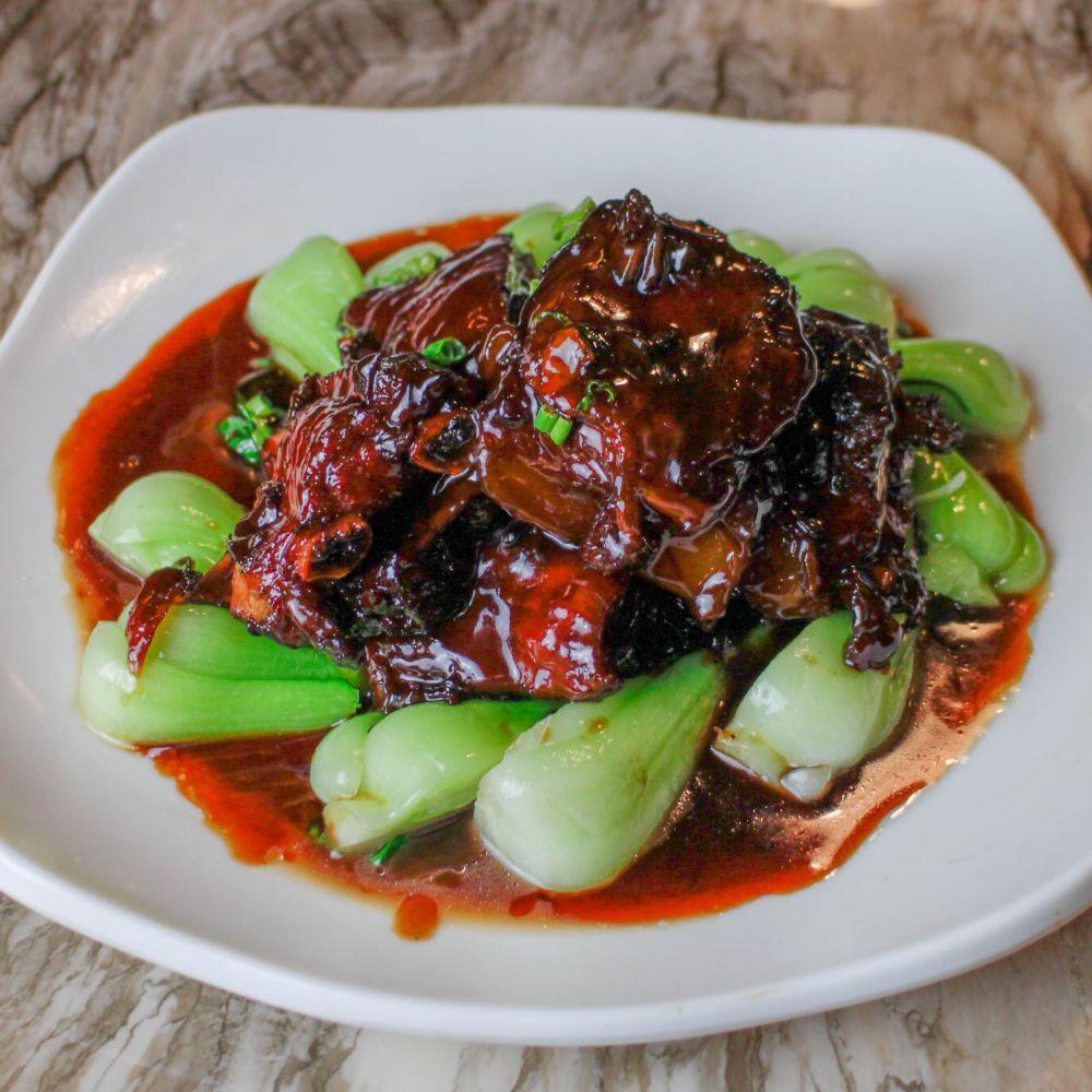 Food from Shanghai Gourmet