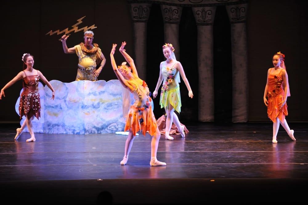 Ballet Academy: 5640 E Sunnyside Ave, Beltsville, MD
