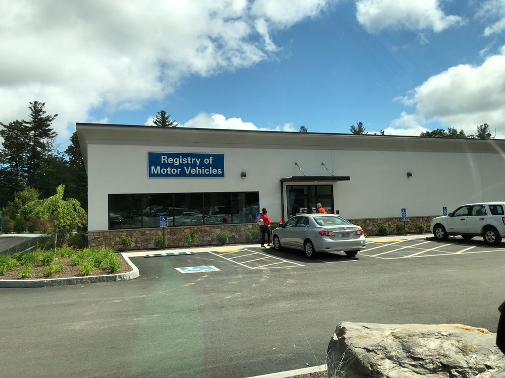 Registry of Motor Vehicles: 500 Research Dr, Leominster, MA