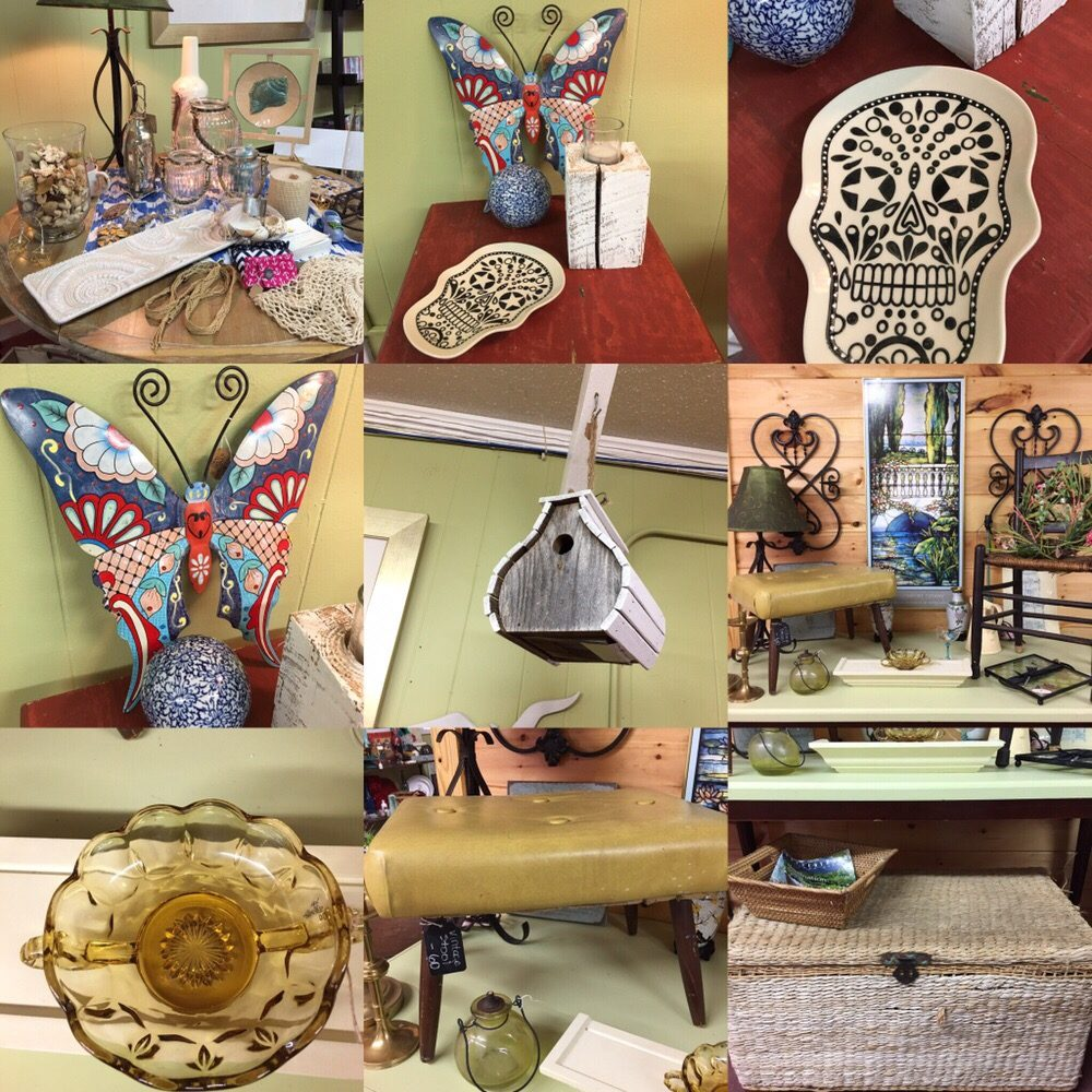Dawns Thrift & Consignment: 155 S Raleigh St, Angier, NC