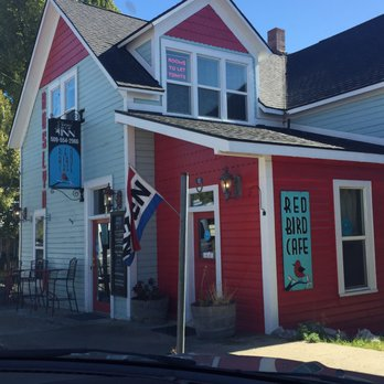 red bird cafe roslyn wa