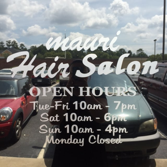 Salon hours come in and get a new look yelp for A new look salon