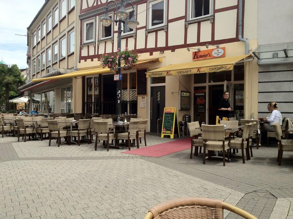 Kmeier\'s - 22 Reviews - Cafes - Hauptstr. 84, Bensheim, Hessen ...