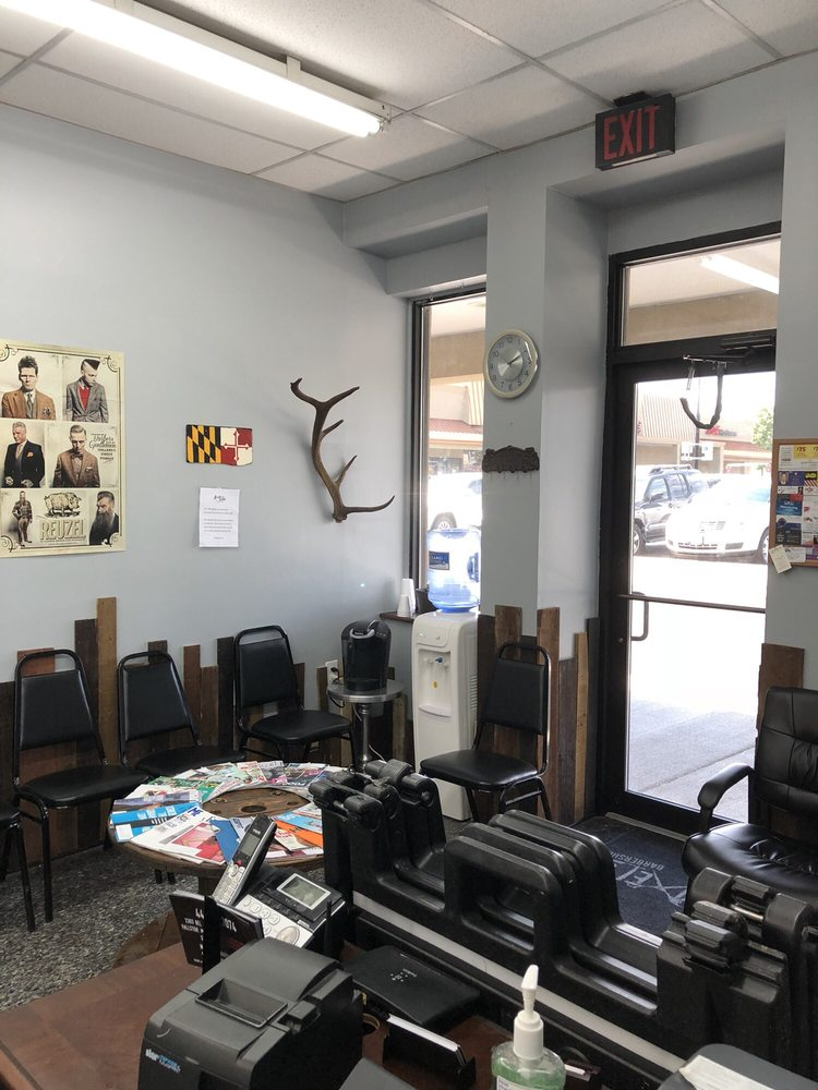 Axels Barber Shop: 2315 Bel Air Rd, Fallston, MD