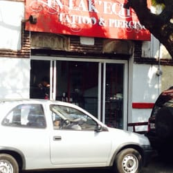 In Lak Ech Tattoo Piercing Tatoeage Cuauhtémoc 171 Coyoacán