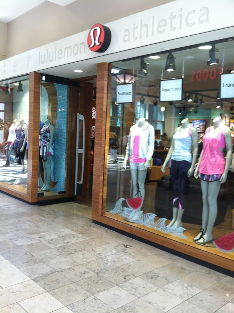 lululemon makes technical athletic clothes for yoga, running, working out, and most other sweaty pursuits. As always, shipping is free.