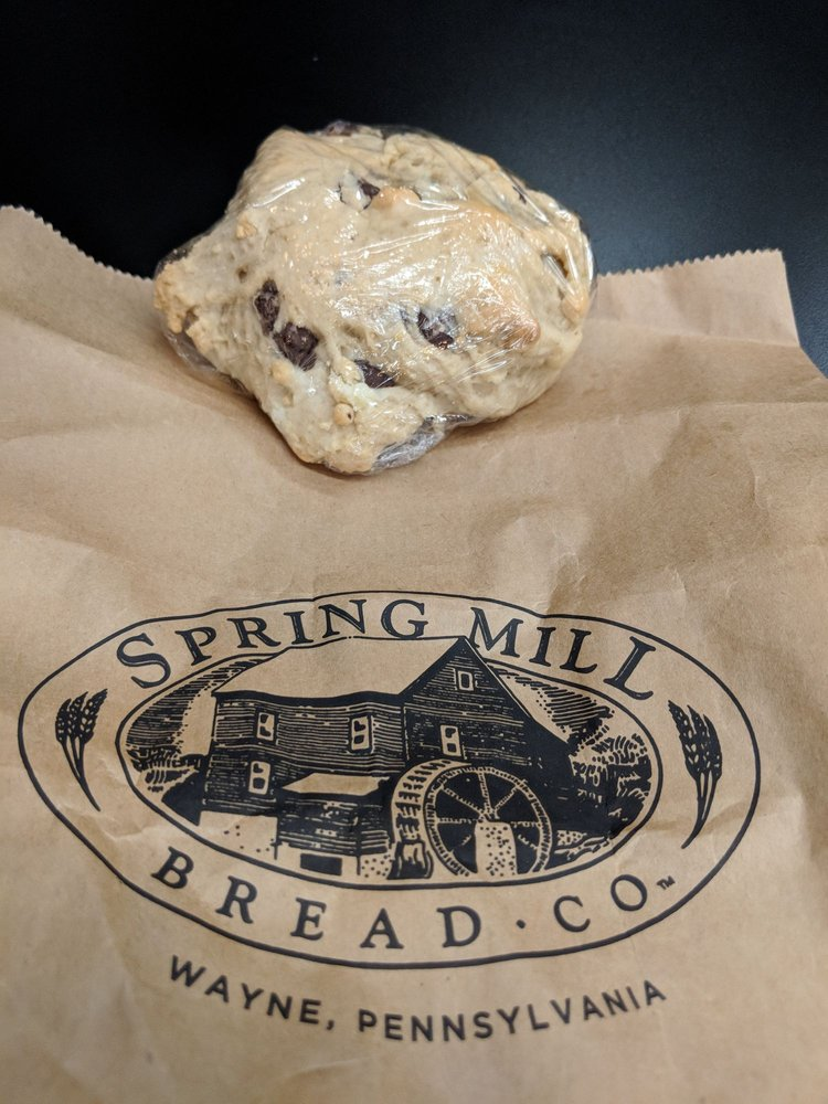 Food from Spring Mill Bread Co.