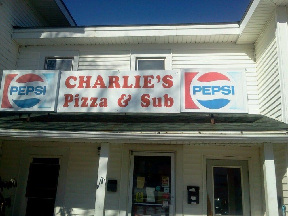 Charlie's Pizza & Sub Shop: 18 Hancock St, Ellsworth, ME