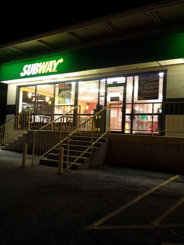 Subway: 4001 N 1st St, Abilene, TX
