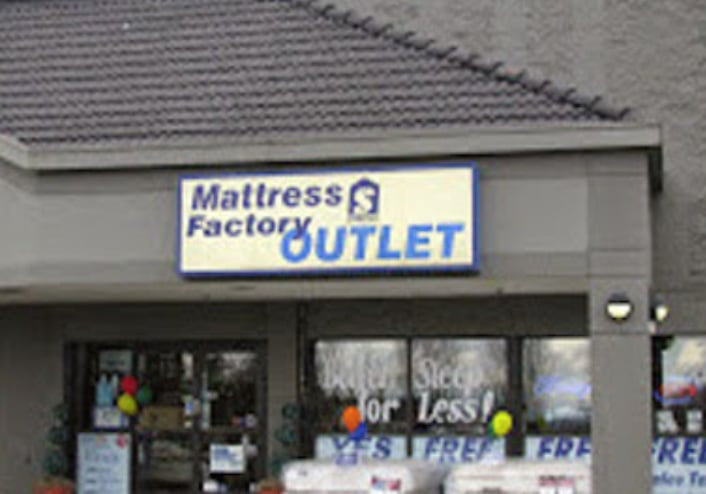 Mattress Factory Outlet 12 s & 14 Reviews