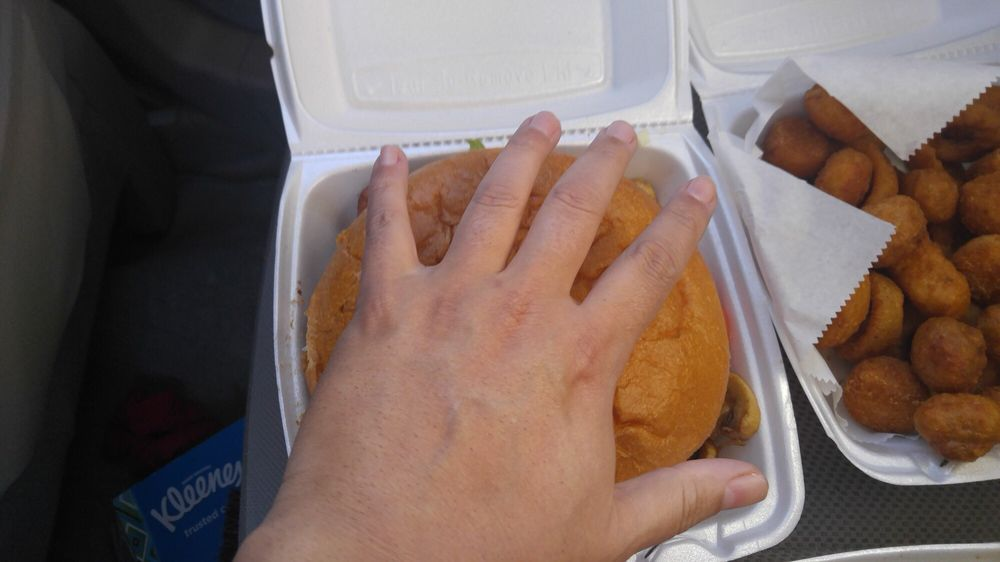 Big Burger World: 1205 S 9th St, Canon City, CO