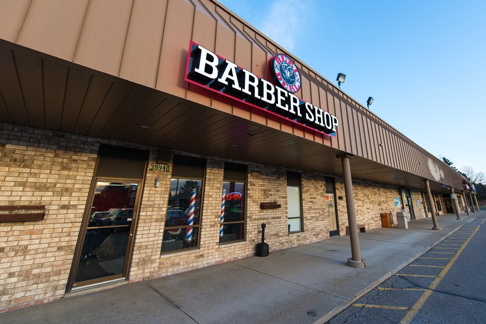 The Real Deal Barber Shop: 39940 Garfield Rd, Charter Township of Clinton, MI