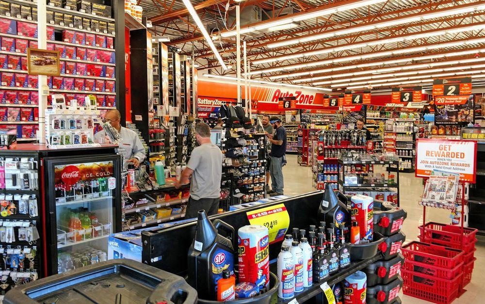 AutoZone Auto Parts: 179 E Williams Field Rd, Gilbert, AZ