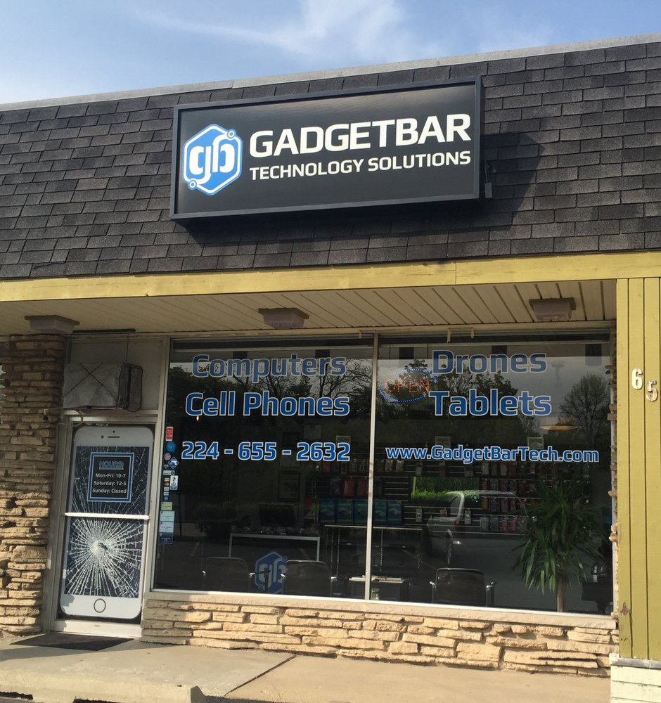 GadgetBar: 648 S Northwest Hwy, Barrington, IL