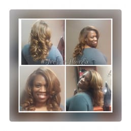 Photo de Tresses Hair Extensions , Atlanta, GA, États,Unis. Full Sew
