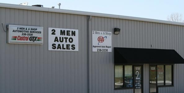 2 Men and a Shop: 12150 N 153rd Cir, Bennington, NE