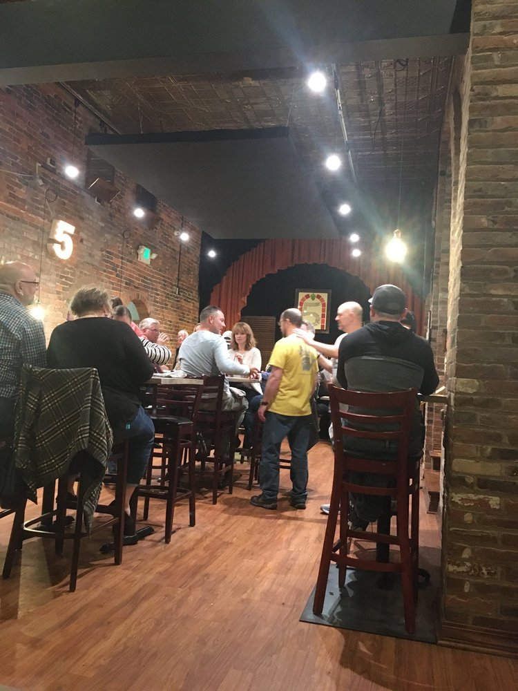 5 Arch Brewing: 129 E Main St, Centerville, IN