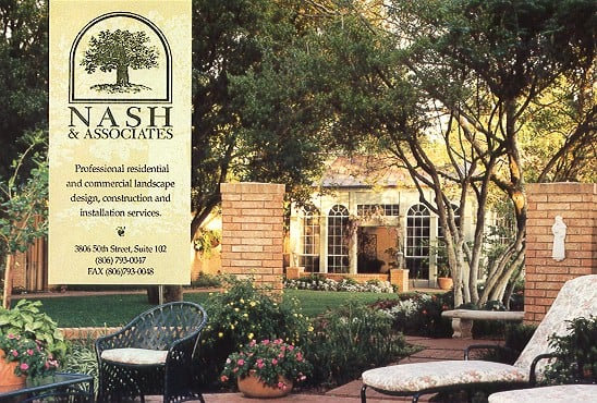Nash associates landscape architects builders 12108 for Associate landscape architect