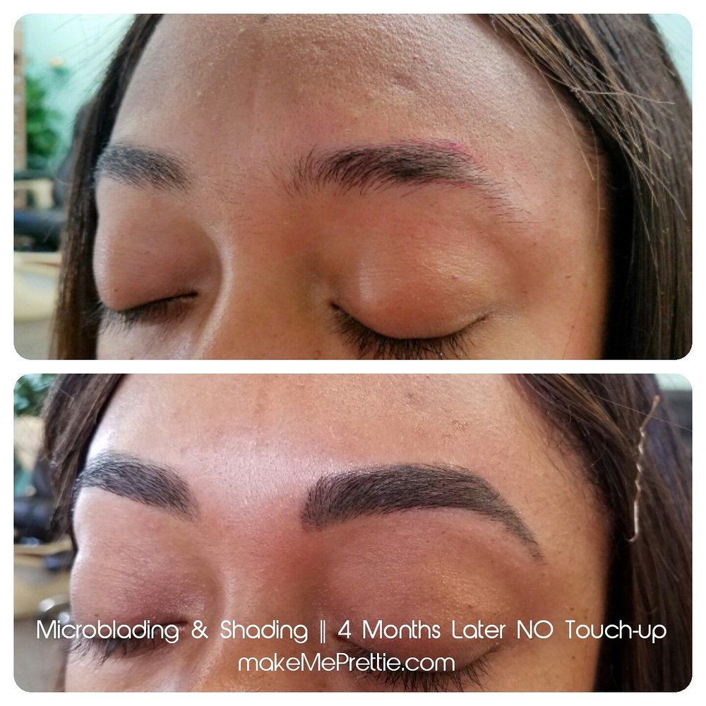 Los angeles microblading 3d eyebrows tattoo phibrows for 3d eyebrow tattoo near me