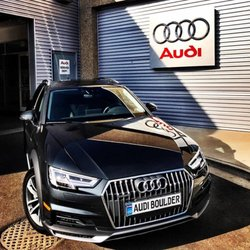 Audi Boulder Service Car Dealers Exposition Dr Boulder CO - Boulder audi