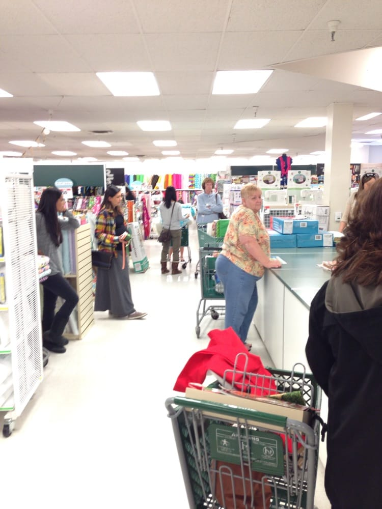 Jo ann fabrics and crafts 15 photos 60 reviews for Joann craft store near me
