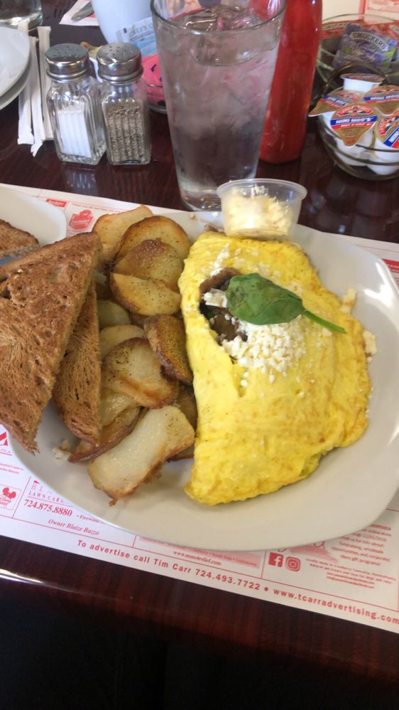Herminie Diner: 103 Sewickley Ave, Herminie, PA