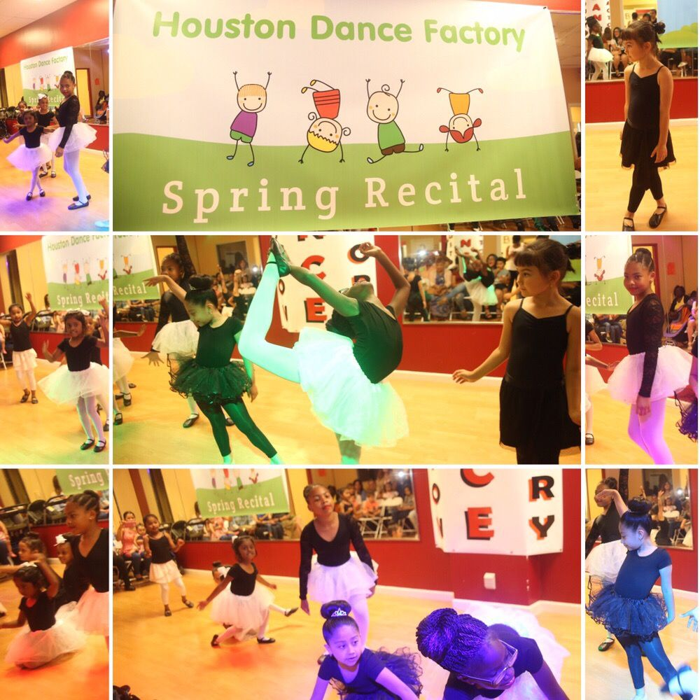 Houston Dance Factory: 5711 Hillcroft St, Houston, TX