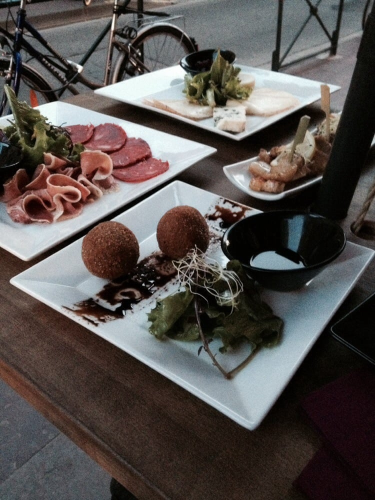 Tapas charcuterie fromage yelp - Des pieds sous ma table ...