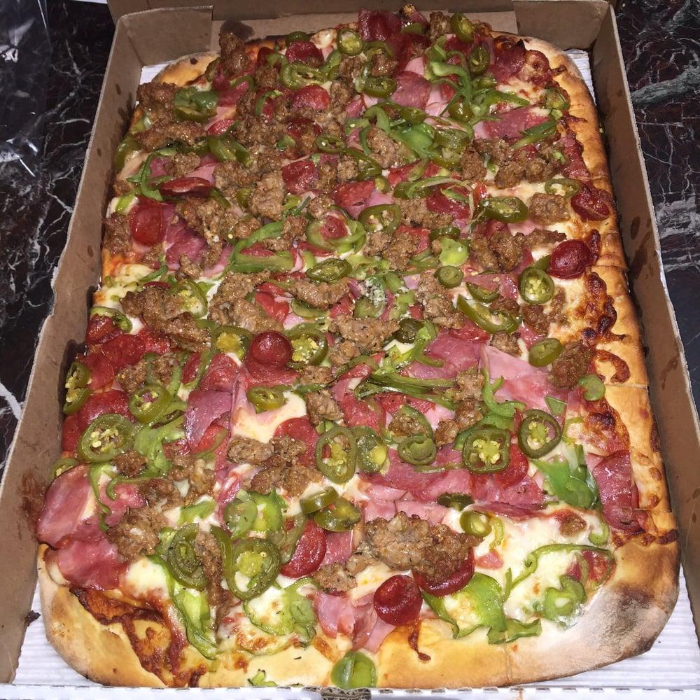 Petrillo S Pizza Restaurant San Gabriel Ca