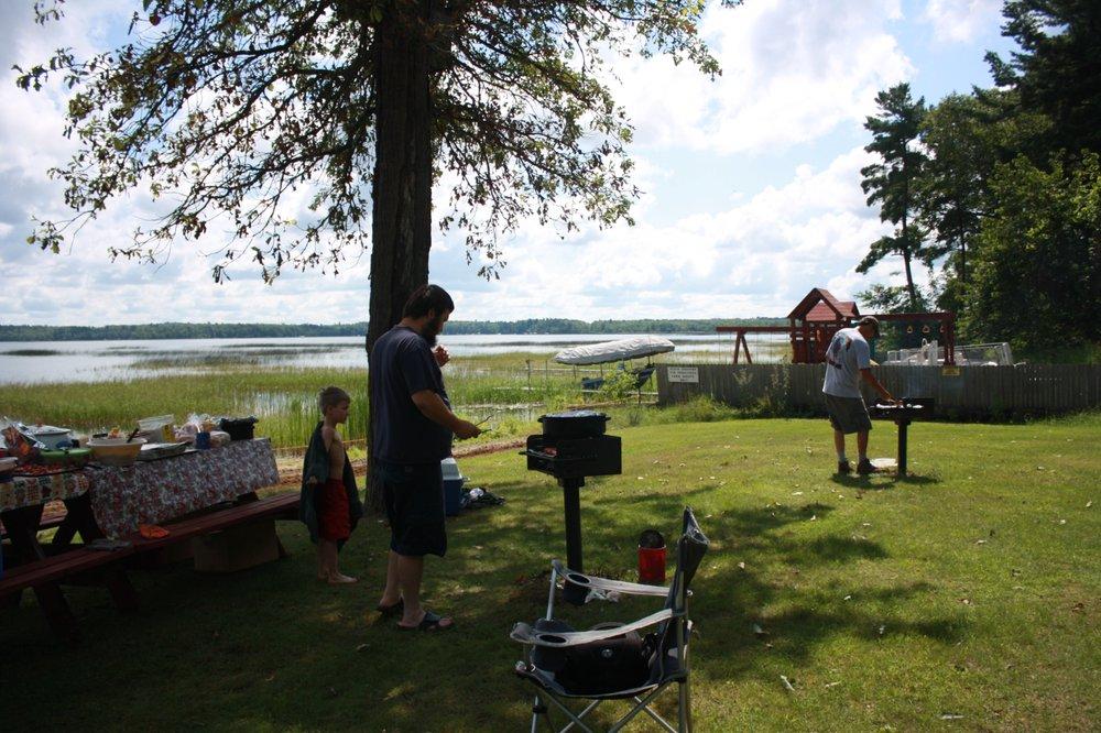 Tamarac Resort & Campground: 32152 Co Hwy 35, Ponsford, MN