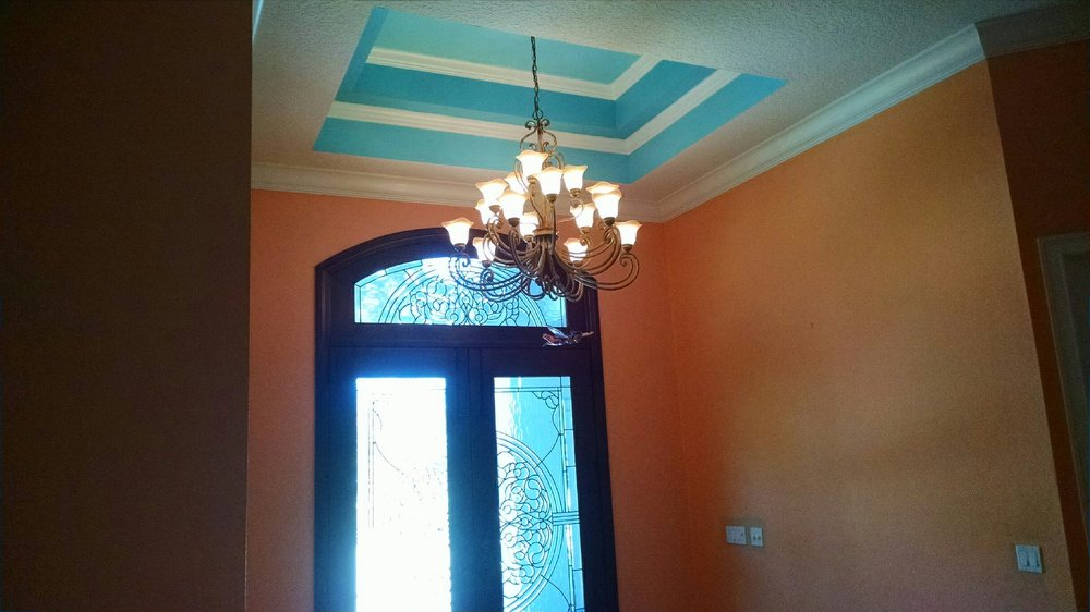 Photo Of American Painters   Tampa, FL, United States. Interior Painting In  Odessa