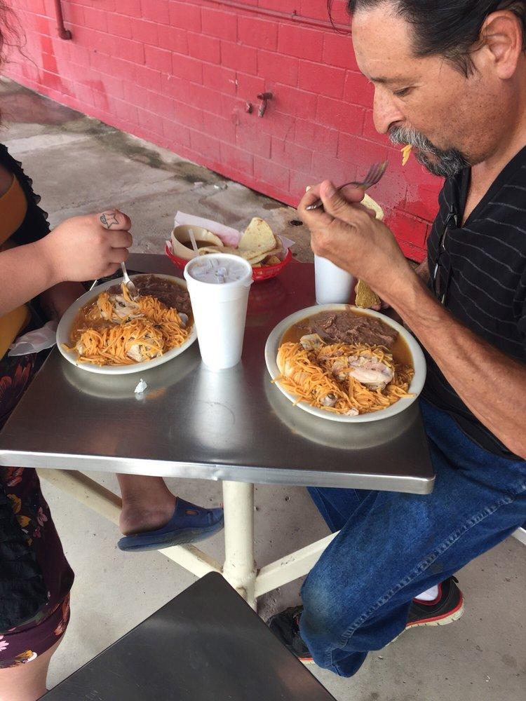 Mi Ranchito Restaurant: 1602 N Ben Wilson St, Victoria, TX