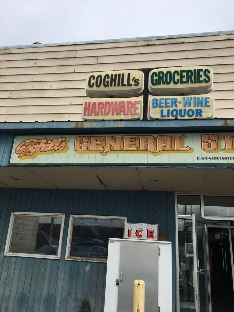 Coghill's Store: Nenana, AK