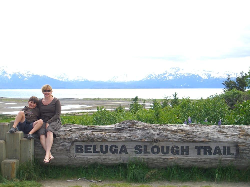 Beluga Slough Trail: 95 Sterling Hwy, Homer, AK