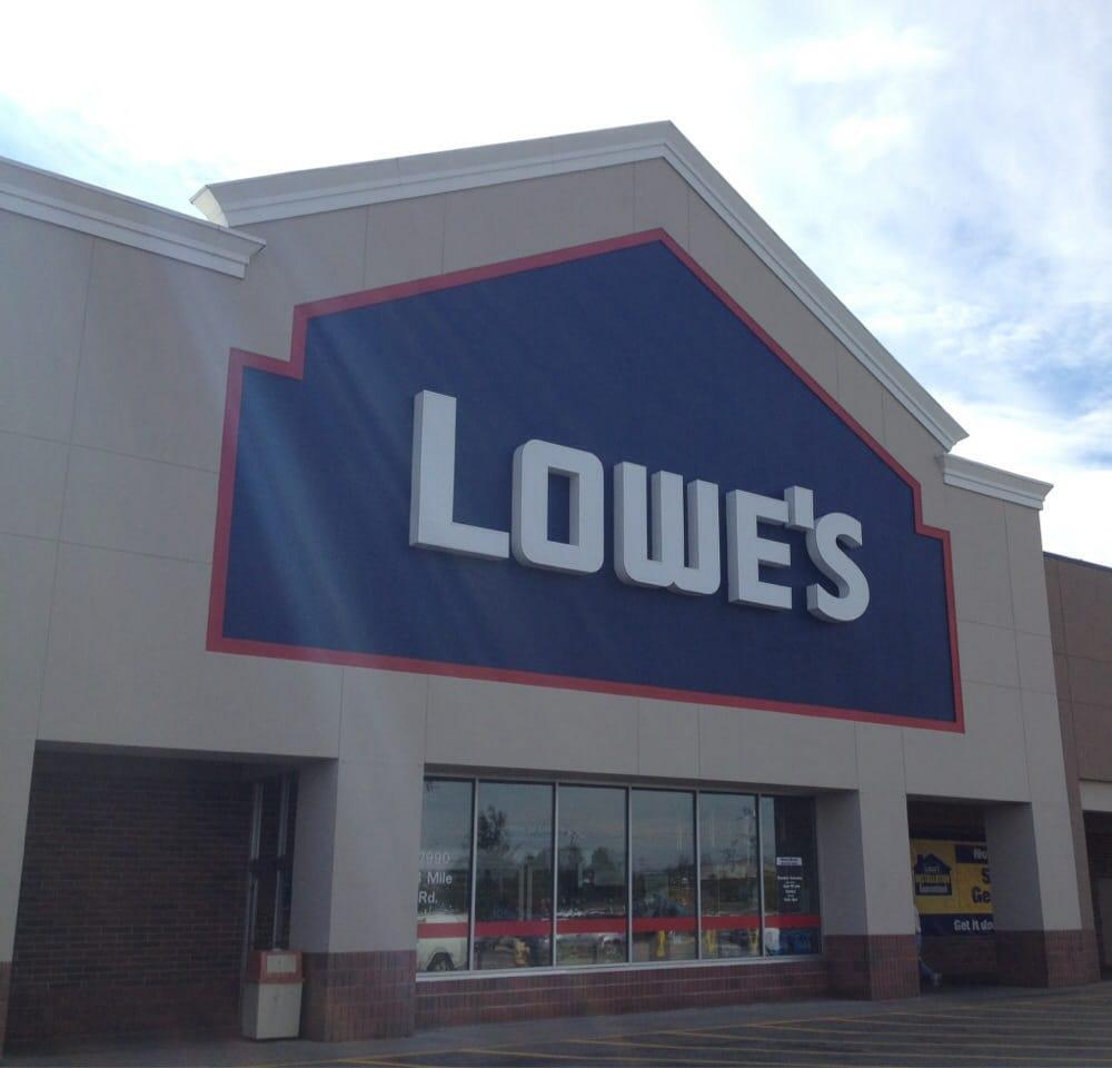Lowe\'s Home Improvement - Appliances - 27990 23 Mile Rd ...