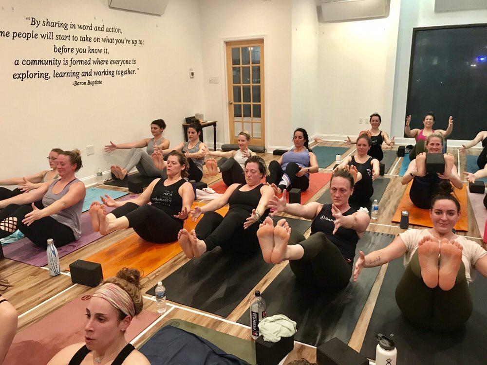 Heart & Grit Power Yoga: 413 Marlton Pike, Cherry Hill, NJ