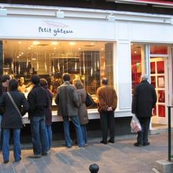 Petit Gateau Fermé Boulangeries Pâtisseries 10 Place Abbé De