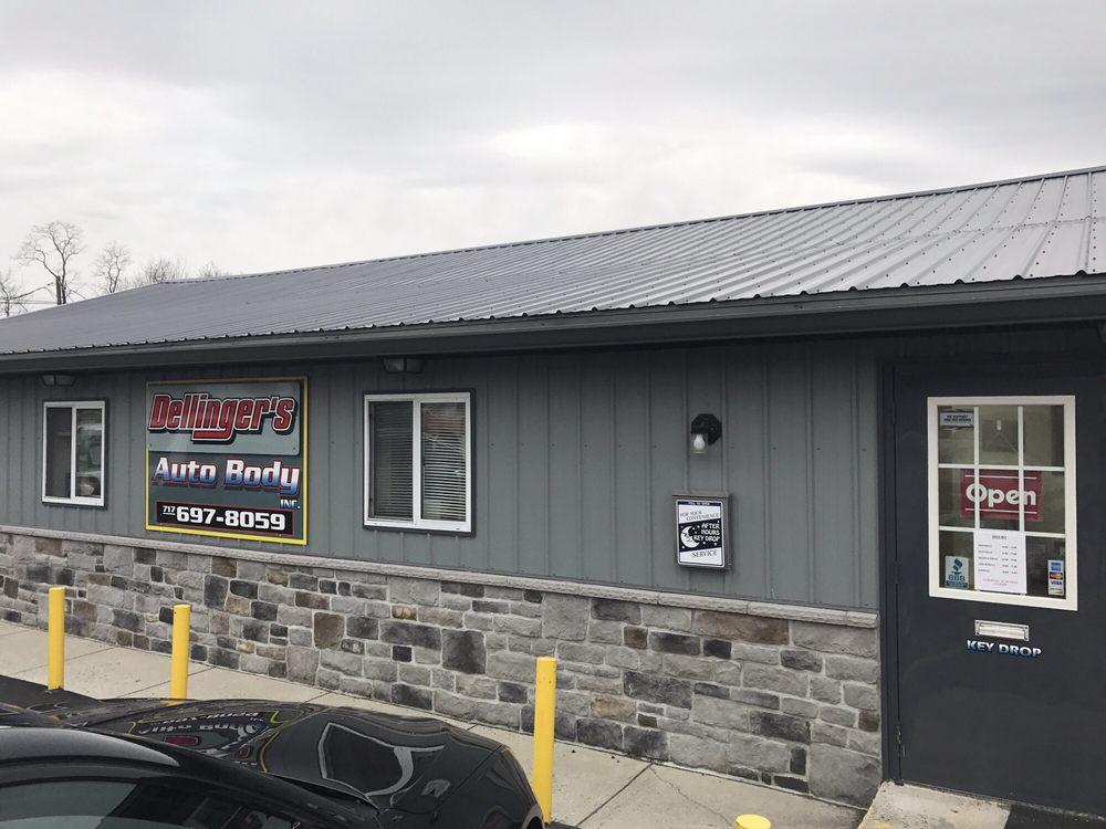 Dellinger's Auto Body: 2410 S Market St, Mechanicsburg, PA