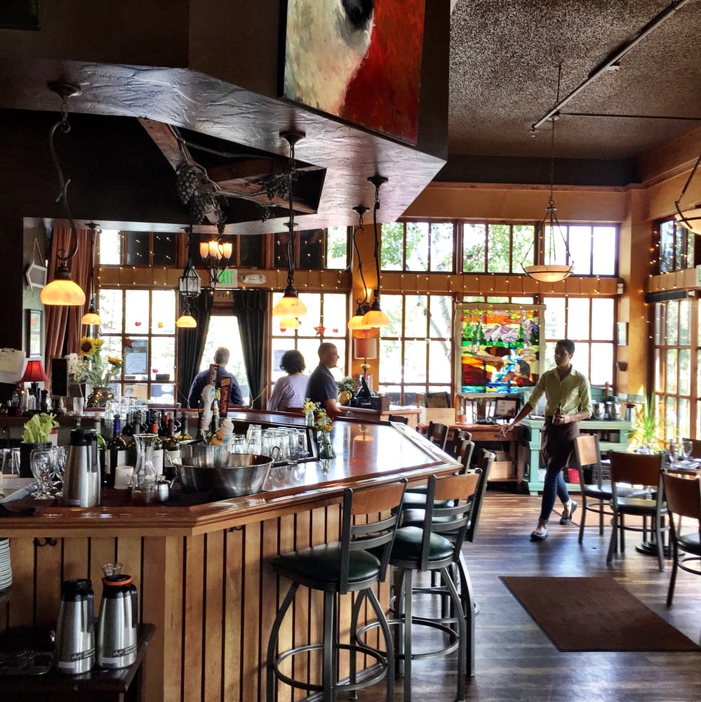 Restaurant Reviews Photos: Willow Creek Restaurant At Evergreen Lake