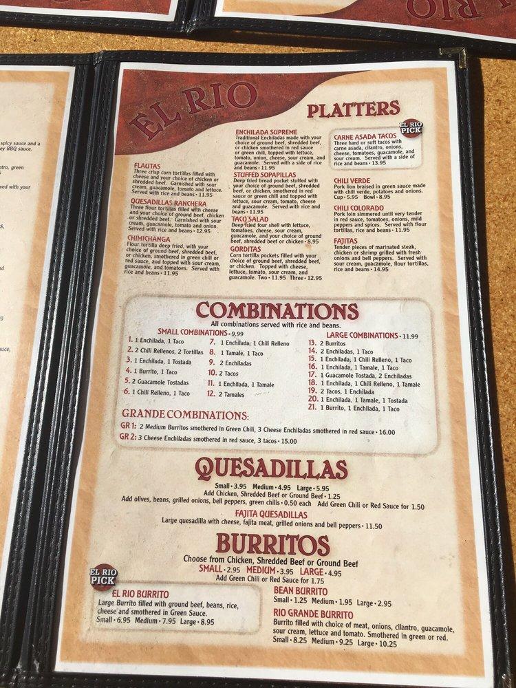 El Rio Restaurante: 20 N Penland, Baggs, WY