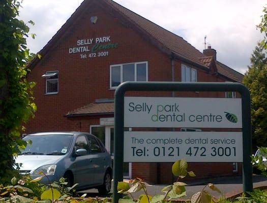 selly park dental centre general dentistry 631