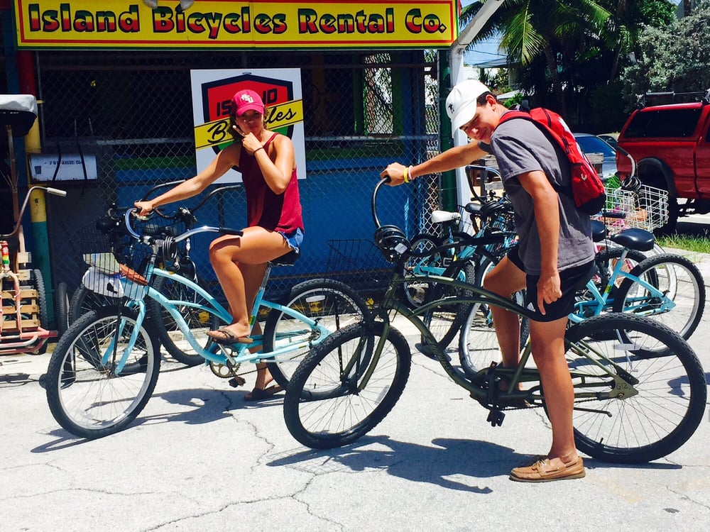 Island Bicycles & Skateboards: 929 Truman Ave, Key West, FL