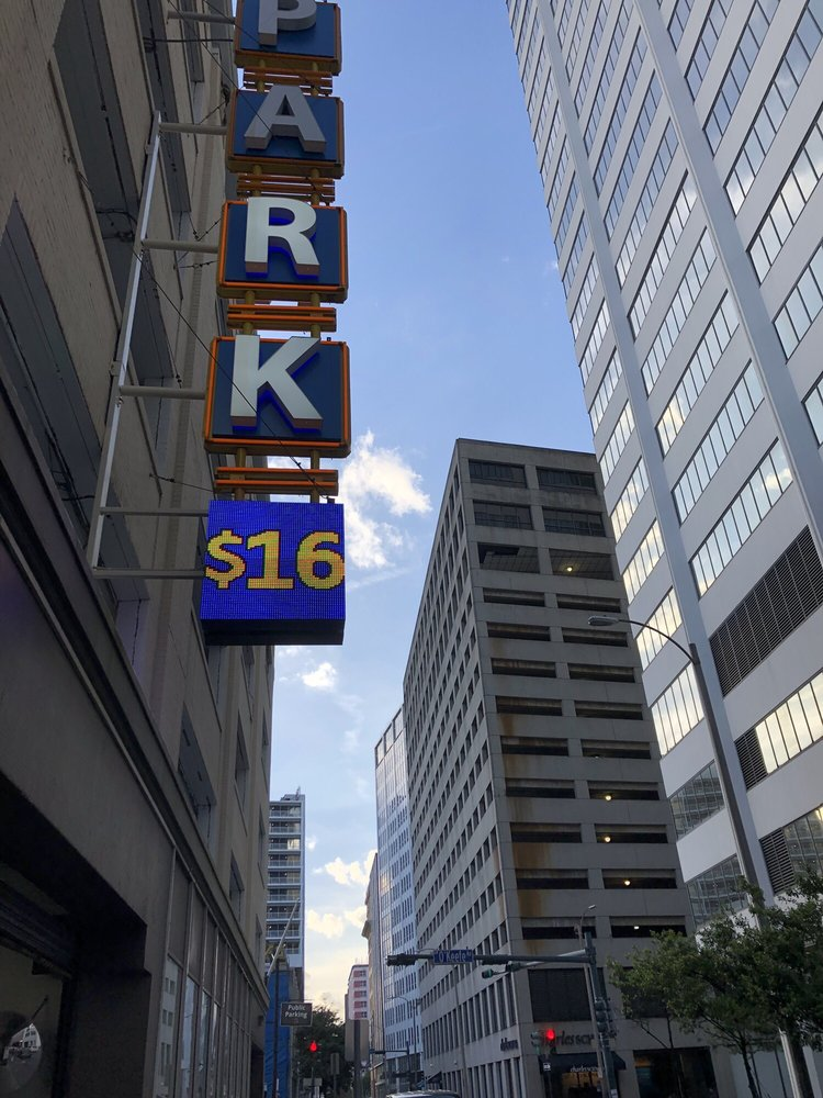 Clarke Garage- Public Parking: 930 Gravier St, New Orleans, LA