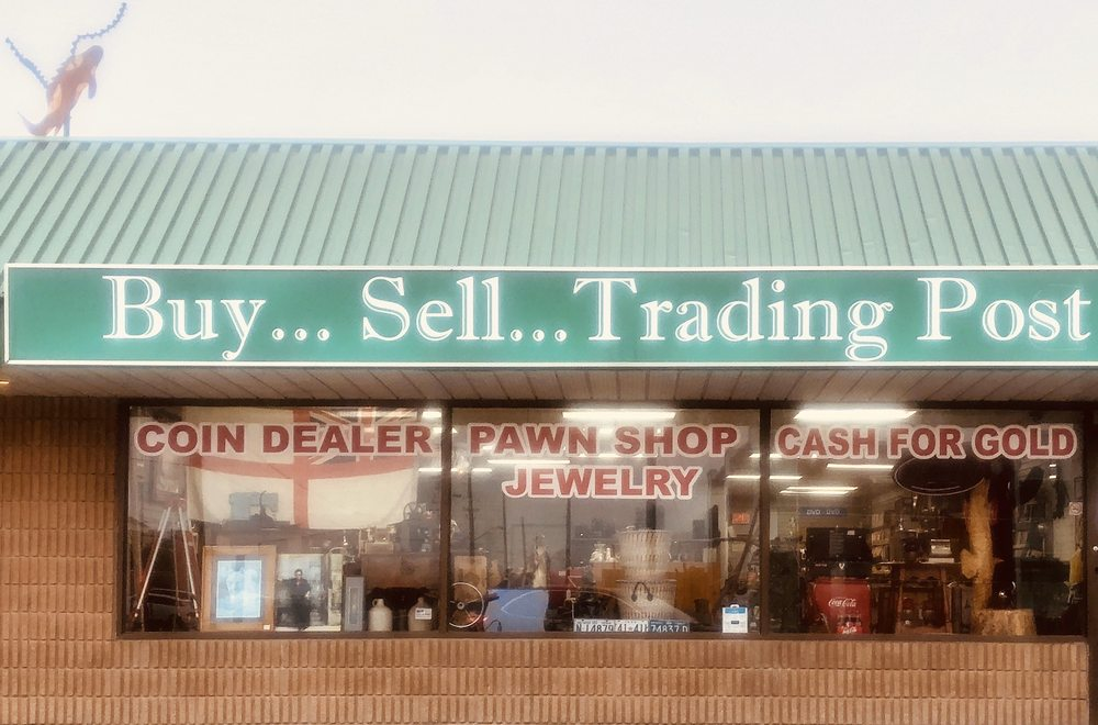 Buy Sell Trading Post