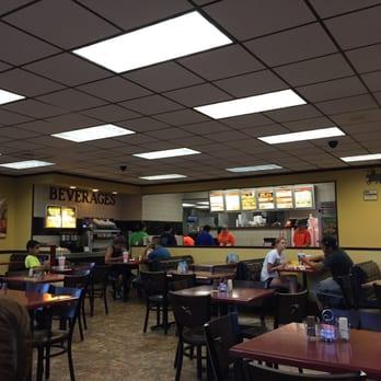 Photo Of Whataburger Jacksonville Tx United States Inside