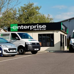 Enterprise Rent-A-Car - Car Hire - 1-13 Station Rd