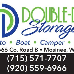 Photo Of Double D Storage Mosinee Wi United States