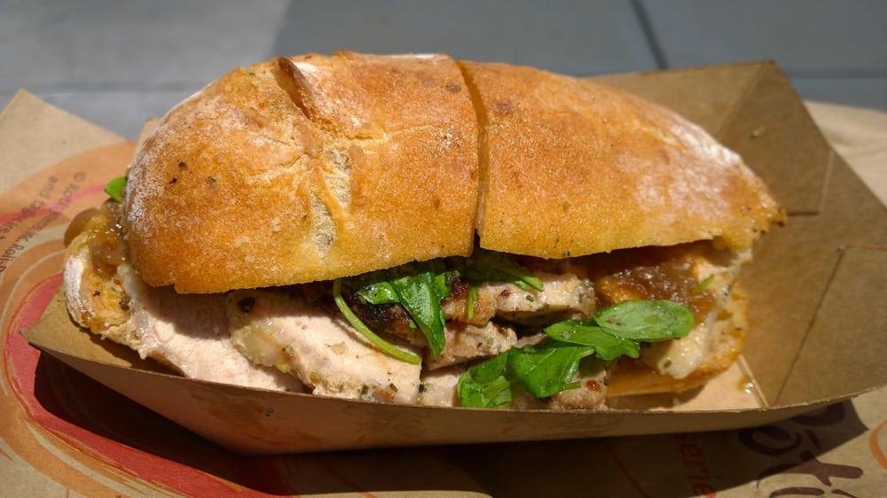 Roli Roti Gourmet Rotisserie: Moraga Ave And La Salle Ave, Oakland, CA